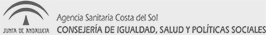 Junta de Andalucía. Consejería de Salud. Agencia Sanitaria Costa del Sol